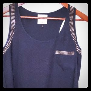 M women formal sleeveless top by Alythea